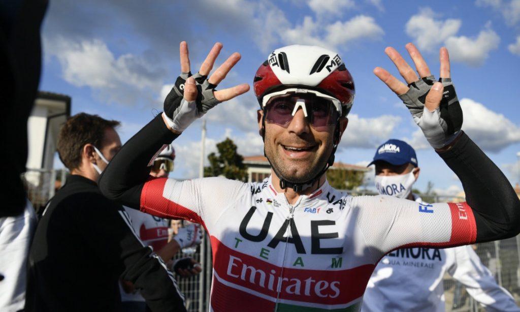 diego ulissi gana la etapa 13 del giro de italia 2020