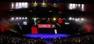 Presentación de La Vuelta 2020