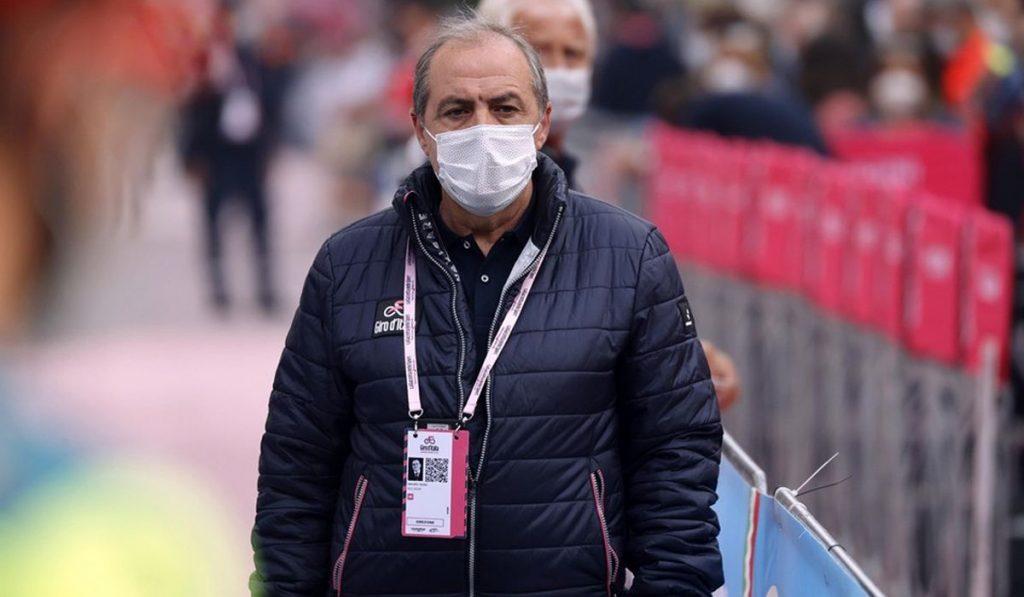 "mauro vegni 1024x597 - Mauro Vegni: ""Voy a pedir sanciones para Jumbo-Visma y EF Pro Cycling"""