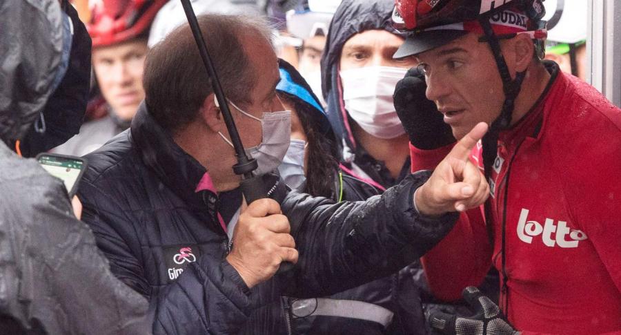 "mauro vegni 900x485 1 - Mauro Vegni: ""Voy a pedir sanciones para Jumbo-Visma y EF Pro Cycling"""