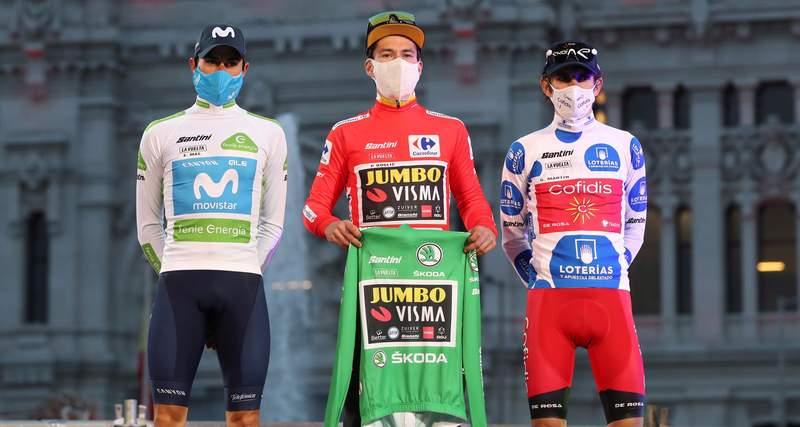 2020110902320316576 - Los mejores 8 ciclistas de la Vuelta España 2020