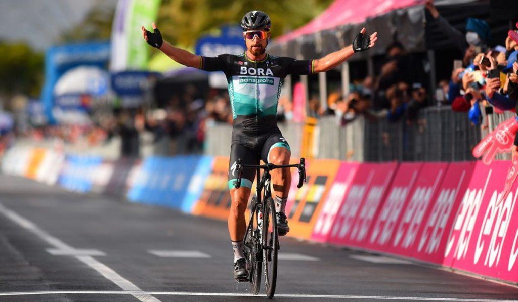 peter sagan 1024x597 - Peter Sagan (Bora Hansgrohe), en lo más alto de los ciclistas mejor pagados