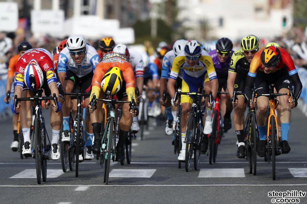 Sprint de la Volta a la Comunitat Valenciana - etapa 3