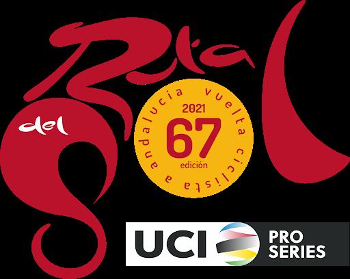Cartel Vuelta a Andalucía 2021