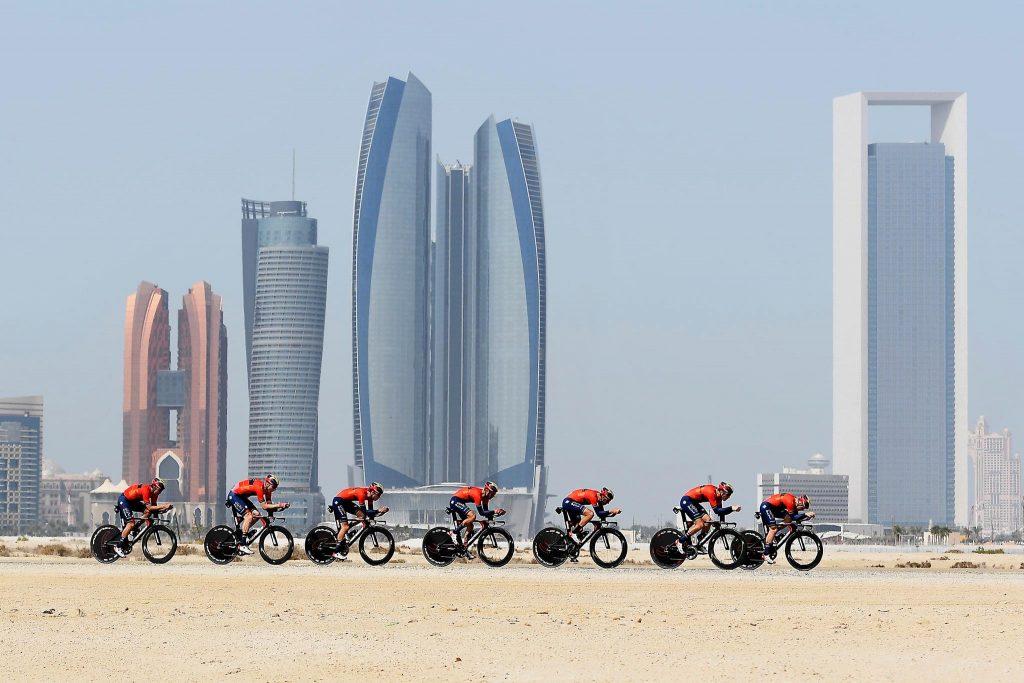 48FBAAB2 2A25 4067 A5A5 42C1495350A8 1024x683 - UAE Tour, la primera del World Tour