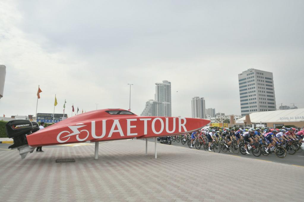 5E714C90 B158 4451 A04F AC491989DA15 1024x683 - UAE Tour: Vingegaard se impone en Jebel Jais
