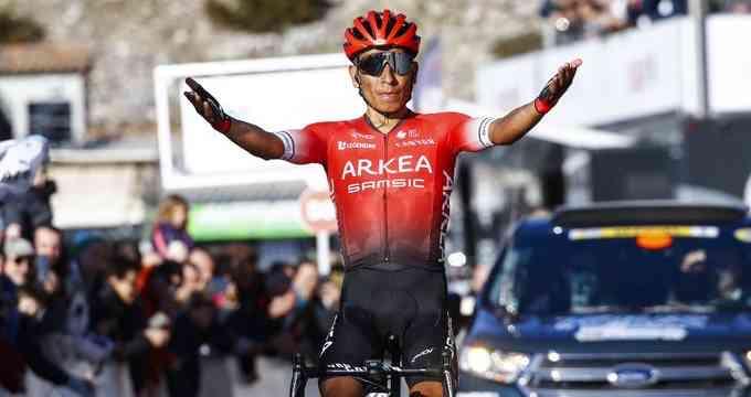 92E9206D EEB1 41CD BCD4 6BF5C2CE4AB2 - Tour de La Provence 2021. Vuelve el espectáculo al ciclismo en Francia.