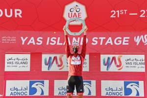 Tadej Pogacar UAE