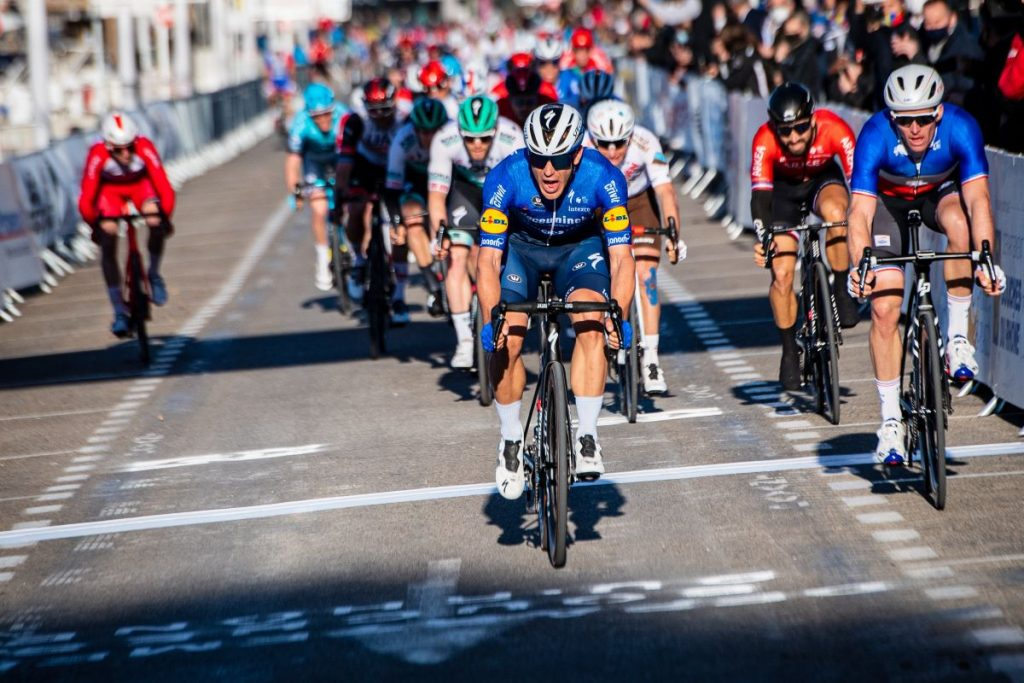 davide ballerini tour la provence 1024x683 - Tour de la Provence: victoria absoluta de Ivan Ramiro Sosa