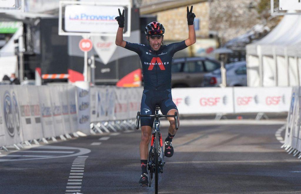 ivan ramiro sosa mont ventoux 1024x662 - Tour de la Provence: victoria absoluta de Ivan Ramiro Sosa
