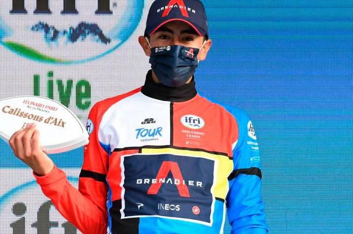 victoria absoluta de ivan ramiro sosa en el tour de la provence