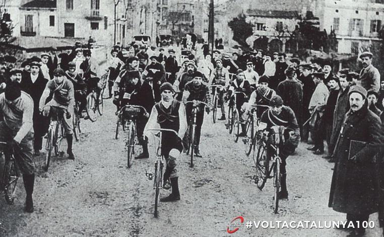 1911 volta - Volta a Cataluña 2021, la edición centenaria