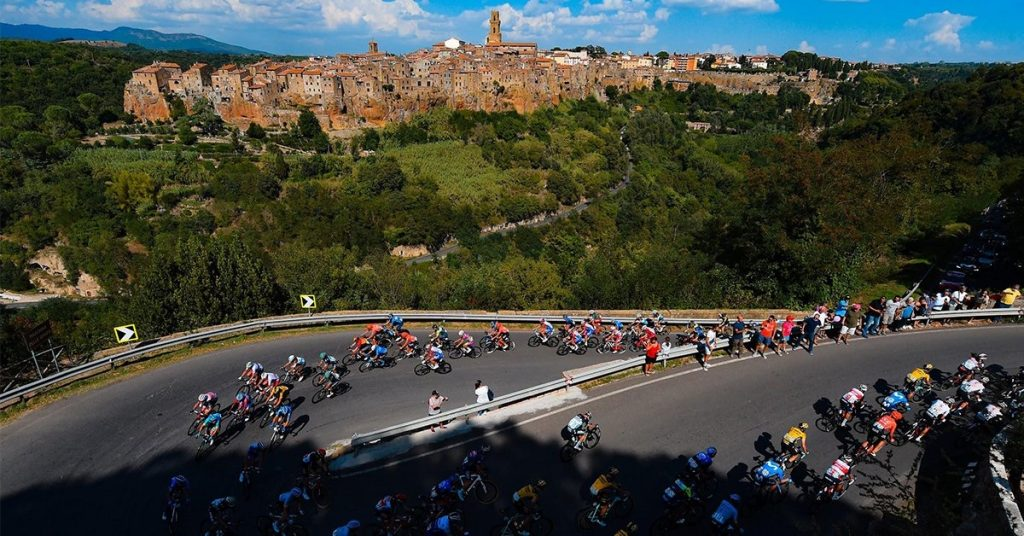 2C2C6A46 7B0C 4C44 AD99 2FB75443C464 1024x536 - Tirreno Adriatico 2021. Historia, recorrido y favoritos.