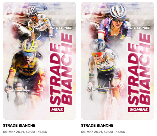 image 2 - Strade Bianche 2021: Sterrato ¿y barro? en la Toscana