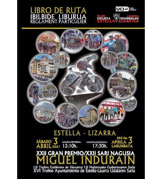 gp miguel indurain - GP Miguel Indurain 2021: aspirantes para suceder a Jonathan Hivert