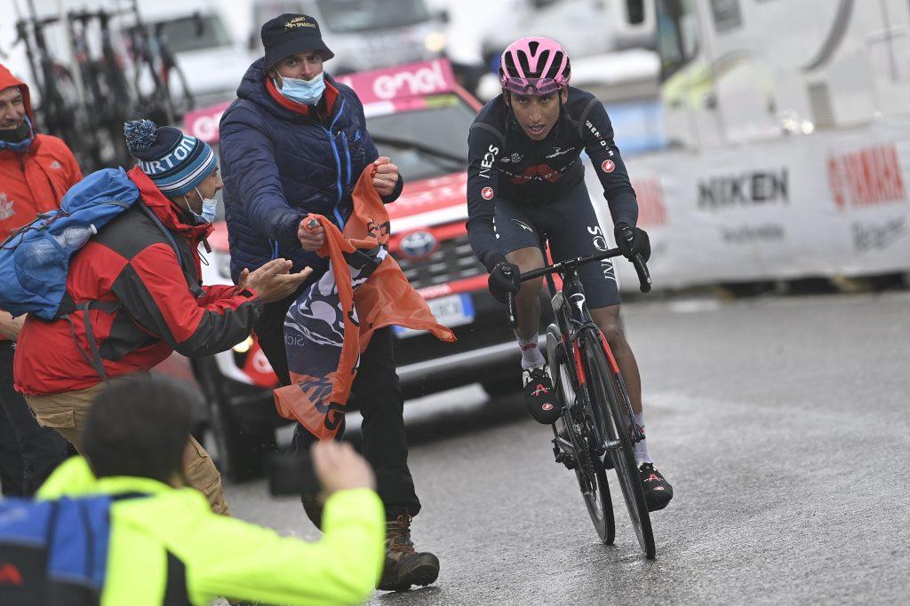 Giro Italia 2021 Egan Bernal 1024x683 - El Giro de la reivindicación, polémica y reflexión