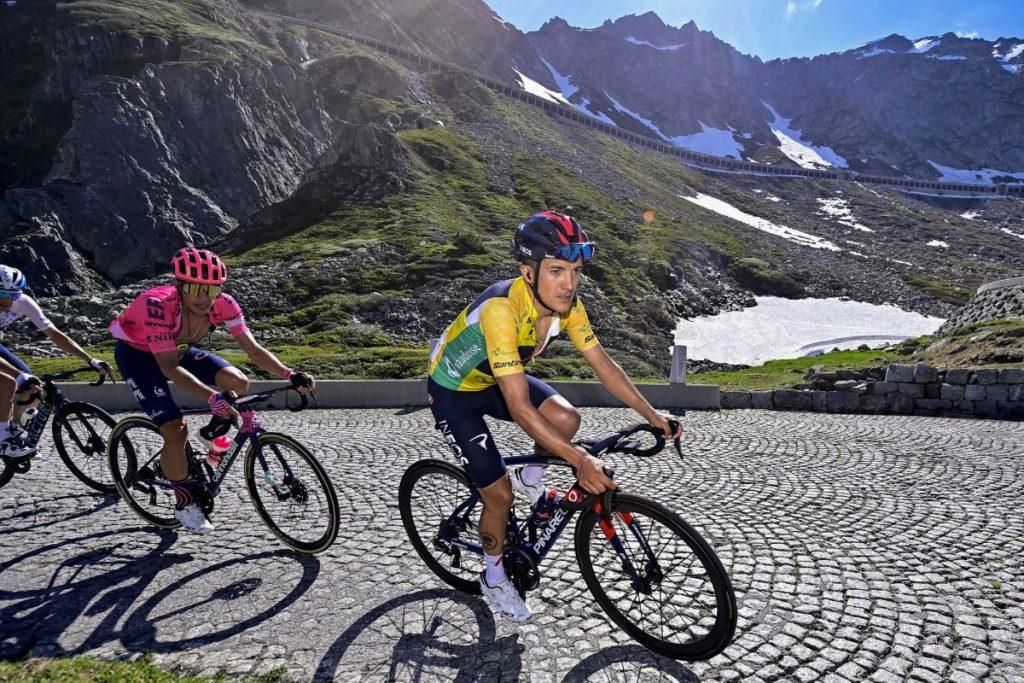 Carapaz Uran Tour de Suiza 2021 1024x683 - Ahora más que nunca, Tour de Francia