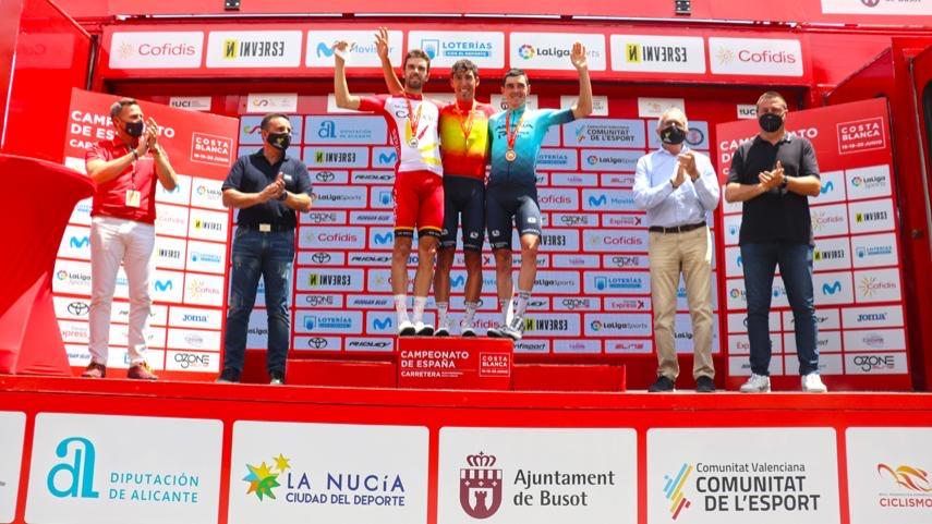 EB3103E7 2626 48F2 BD4C B11681C766D6 - Omar Fraile y Mavi García reinan en los campeonatos nacionales