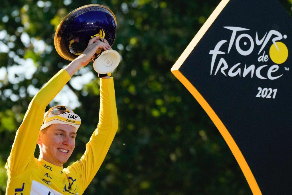 Tadej Pogacar doble Campeon Tour de Francia 2021 1024x683 - Un inolvidable Tour