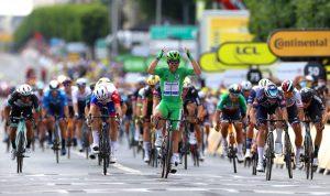 Mark Cavendish vuelve a ganar en el Tour
