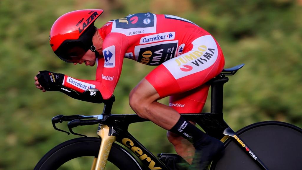 CRI Vuelta a España 2021 Primoz Roglic CRI 1024x576 - El indomable Primož Roglič