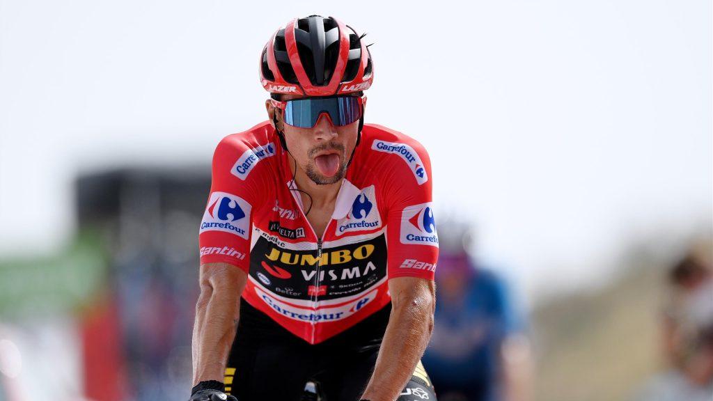 El indomable Primoz Roglic gana su tercera Vuelta a España