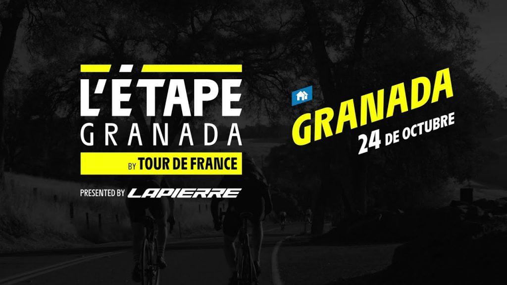 letape granada 2 1024x576 - L'Étape Granada: el Tour de Francia cicloturista llega a Granada