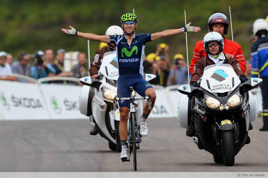 4onlrwu280oso8s4cc0c4c0 stage 17 valverde llegada - Tour de Francia 2022: Pavé, Alpes, Pirineos y 40km de contrarreloj
