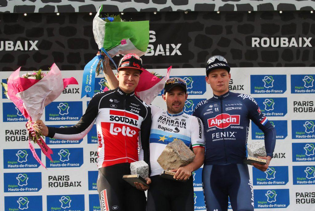 Colbrelli conquista una brutal Paris Roubaix