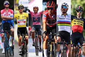 La temporada de la consolidación de las jóvenes estrellas del ciclismo internacional